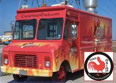 San Antonio's Cockasian Food Truck Banned Over Name