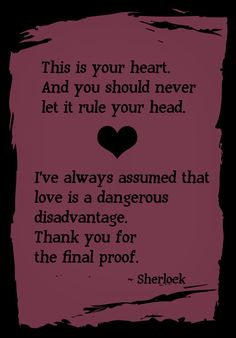 Sherlock wallpaper - by me Sherlock Quotes, Sherlock Bbc, Sherlock Wallpaper, Irene Adler, That's Love, You Never, Let It Be, Crafts, Manualidades