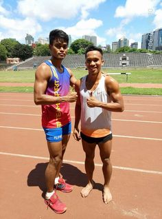 Ubas  PASIG, June 3 2017.  During the second PATAFA Time Trial on June 3. Janry Ubas, 24 solidified his place in the 2017 SEA Games Athletics Team for the Philippines. Leapt a splendid 7.88m. H efollowed this up with 7.80m and 7.70m jumps. He also reported some fouls in the 7.90m range.   #ABS-CBN News and Current Affairs #Adamson University #Ateneo Blue Eagles #Ateneo de Manila University #Ateneo de Zamboanga University #Blockchain (database) #Cebu #Donald Trump #Phili