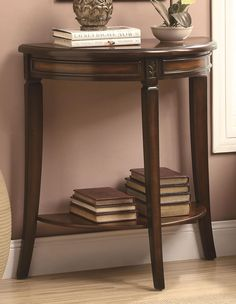 Small Foyer Tables | Small Entryway Table for Apartment in Chicago
