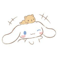 Sanrio Wallpaper, Kawaii Wallpaper, Pokemon W, Japanese Cartoon, Sanrio Characters, Kawaii Art, Line Sticker, Planner, Cute Images