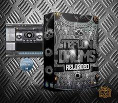 Teflon Drums Reloaded WAV KONTAKT-DiSCOVER, wav kontakt samples-audio, WAV, Teflon, Reloaded, Kontakt, Drums, DISCOVER