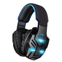 headset earphones desktop gaming headset music bass belt microphone voice free shipping