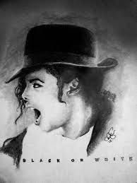 Image result for michael jackson wallpapers black or white