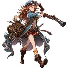 (Japan) Granblue Fantasy Brings Together Top JRPG Talent - oprainfall