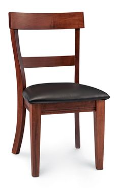 Savannah Square Tapered Side Chair from Simply Amish furniture