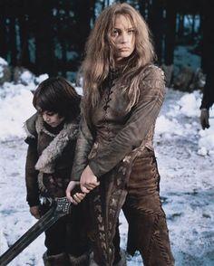 conan the barbarian's mother