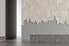 BAUX Module acoustique PLANK en laine de bois.