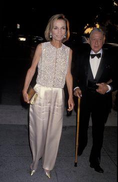 Carole Radziwill, Lee Radziwill, Her Style, Cool Style, Los Kennedy, Jackie Kennedy, Jaqueline Kennedy, Advanced Style, Old Women