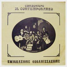 """LP del Canzoniere """"Il Contemporaneo"""""""
