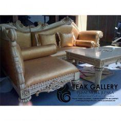 sofa tamu royal koltuk mewah modern 1 set sofa tamu