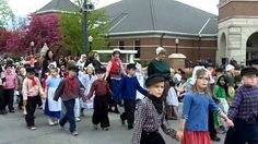 Kids from Pella Iowa Song - Adorable. Listen to the children sing the song. Tulip Time in Pella Iowa first Thurs, Friday and Saturday in May ♥(TAP ON THE PICTURE TO WATCH)