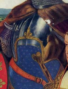 c1420 painting of St. Maurice