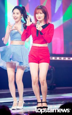 #fiestar#yezi#red#shorts#dancing#redhair#applepie
