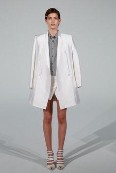 Jenni Kayne Spring 2014 Runway Show   NY Fashion Week