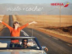Porque ❤ a los aventureros... ¡Nuevas ofertas combinando vuelo✈ + coche!