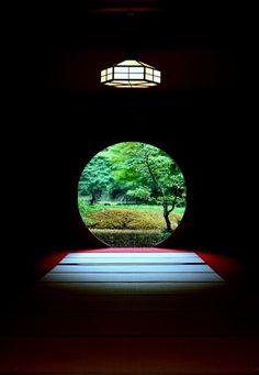 Meigetsu-in temple,
