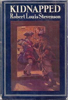stevenson books | Kidnapped By Robert Louis Stevenson Book Robert louis stevenson books