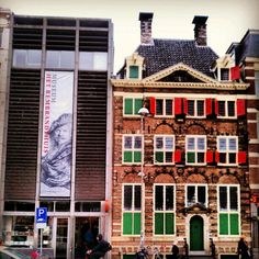 Het Rembrandthuis in Amsterdam, Noord-Holland