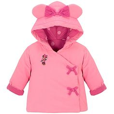 Hooded Minnie Mouse Jacket