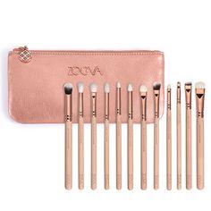 Zoeva Rose Golden Eye Brush Set Vol 2