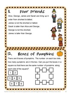 math worksheet : freebie set of math brain teaser cards  this math will make them  : Mathbrain