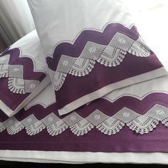 """pike #çarşaf #yastık #dantel #piko #nervür#elemeğim#kendim #yaptım #embroidery…"""""""