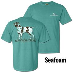 Southern Cross Apparel Brittany Spaniel T-Shirt