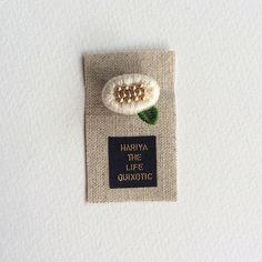 *受注生産*小さいお花のブローチ