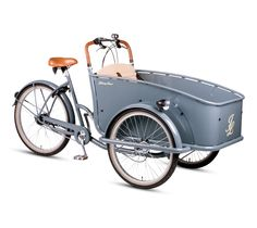cool cargo bike