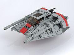 LEGO Defending Echo base by Larry Lars