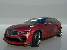 Volvo S70 2020 3D proposal