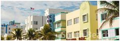 Miami's South Beach is hip and H.O.T!  Very entertaining, best to bring your party pants!