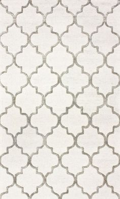 Satara Edison Nickel Rug | Contemporary Rugs