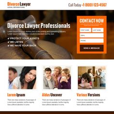 Landing Page Design To Capture Lead Generation And Conversion - Lead generation website template