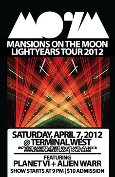 Mansions on the Moon