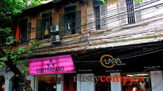 This is where some of Hanoi's coolest boutiques are located...
