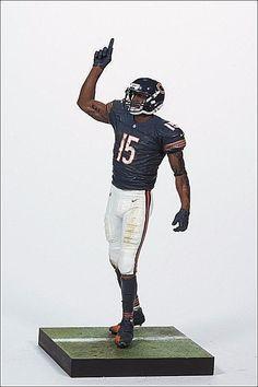 b3afaadbad4 Chicago Bears McFarlane NFL Series 34 Figure: Brandon Marshall  #ChicagoBearsMcFarlaneNFLSeries34