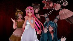 five nights at freddy's 2 vocaloid teto - Buscar con Google