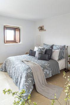 Roupa da cama elegante e simples ~ Decoração e Ideias | casa e jardim