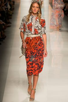 Vogue\'s Guide to the Fashion Trends for Spring 2014 - Guides