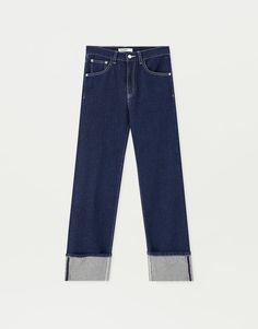 3a2bdb5c3bd1 10 bästa bilderna på Hög midja jeans i 2019 | Casual outfits ...