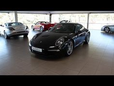 Porsche 911 Carrera - 2013 | Revisión en profundidad y encendido - YouTube