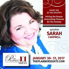 I am excited to be one of the Expert Speakers for The Planners Suite Conference. The 2017 conference is a unique business conference for beginning transitioning and up and coming planners who are looking to deposit specific strategies and content into their business and I am really excited to be a part of such an incredible  experience. Meet me there at #ThePlannersSuite on January 30 - 31 2017. The conference website is full of all the registration details: http://ift.tt/1QP9mae. #TPS2017