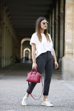 Bloglovin'   5 White-Tee Equipped Looks You Haven't Thought Of