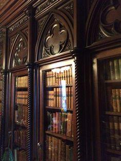 Victoria Mansion - Portland, ME, United States. Study