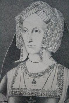 Image of A new 'lost' portrait of Anne Boleyn?