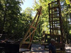 Truck Mounted Crane, Tools, Instruments