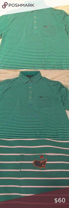 Masters Golf Shirt Men's XL BOBBY JONES COLLECTION Bobby Jones Collection Masters Golf shirt , LIKE NEW! masters collection Shirts Dress Shirts