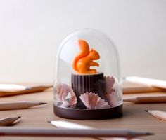 THE LAST LOG Pencil Sharpener | Tododesign by Arq4design